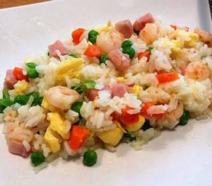 arroz frito con jamon iberico online