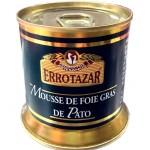Mousse de foie gras de pato