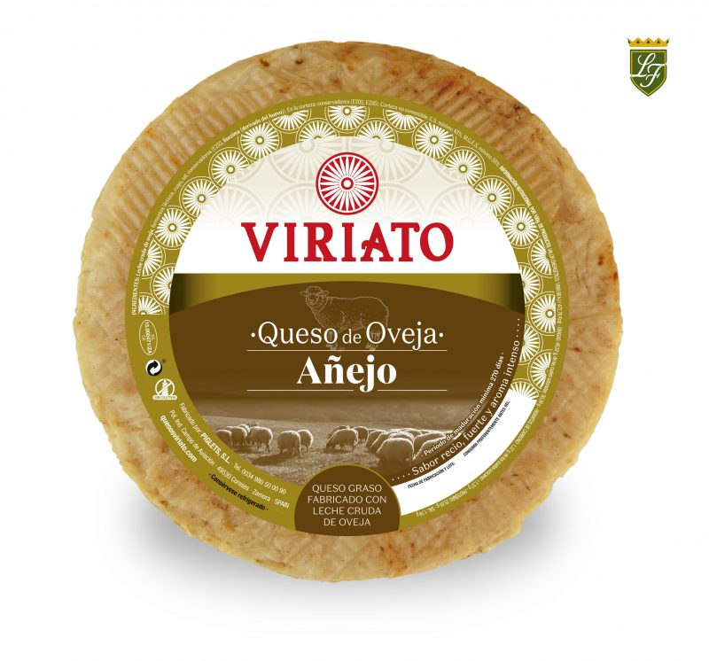 "ALT=""queso oveja viariato añejo"""