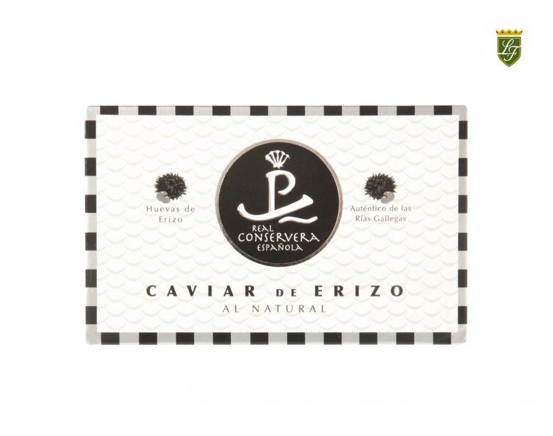 """ALT=""""caviar de erizo al natural Lázaro Fernández"""""""