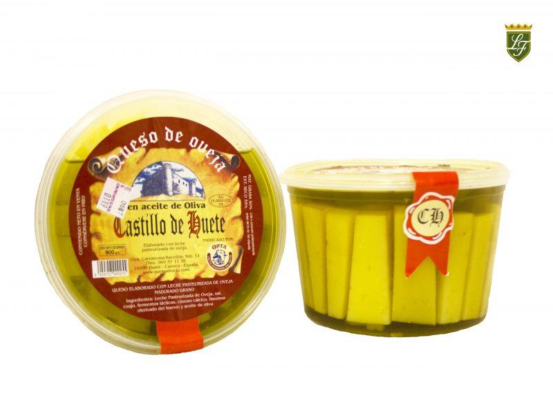 """ALT=""""queso en aceite castillo huete Lázaro Fernández"""""""