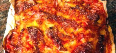 "ALT=""pizza lazaro fernandez iberian ham recipe"""
