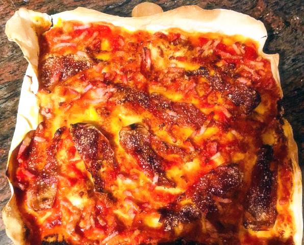 pizza lazaro fernandez iberian ham recipe
