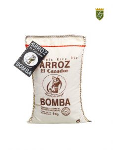 """ALT=""""arroz-bomba el cazador Lázaro Fernández"""""""