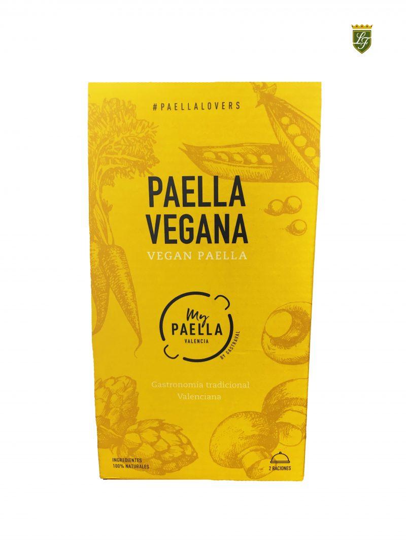 """ALT=""""paella vegana Lázaro Fernández"""""""