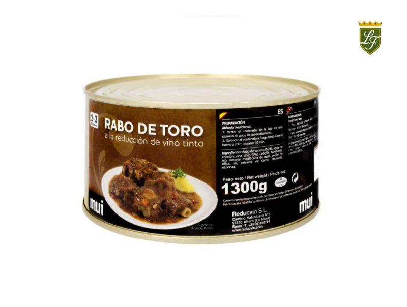 "ALT=""rabo de toro mui Lázaro Fernández"""