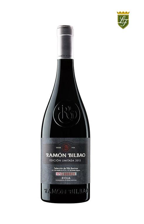 """ALT=""""ramon bilbao edicion limitada 2015 vino tinto"""""""