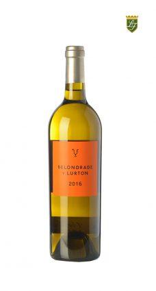 "ALT=""vino blanco belondrade y lurton 2016"""